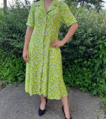 Vintage haljina viskoza