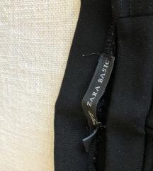 Zara crne helanke