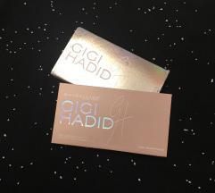 Gigi Hadid Maybelline paleta za sminkanje