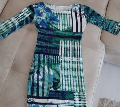 Prelepa pamucna haljina 3/4rukavici