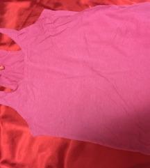 H&M pink majica