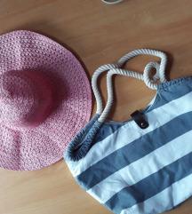 Sesir +torba za plazu