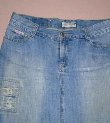Teksas suknja, C&Y jeans
