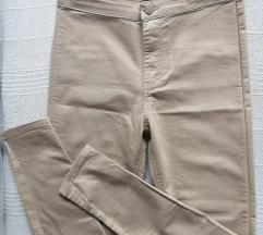 *SALE* Skinny hw pantalone, vel. S/ KAO NOVE