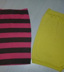 Dve suknje po istoj ceni