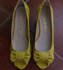Zute  cipelice -snižene