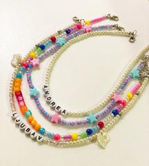 Rucno pravljene ogrlice