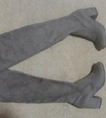 krem cizme iznad kolena