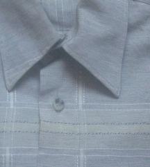 Kosulja sivo plava