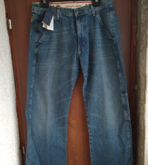 Armani Jeans , made in Italy, nove