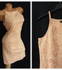 TAKKO ❀ PAGE ONE ❀ mellon haljina sa iskricama S/M