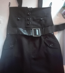 Duboka-uska suknja
