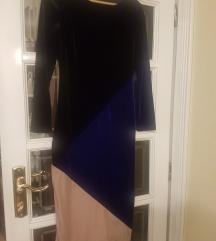 Plisana haljina Chic nenosena