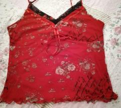 Crvena majica na bretele S