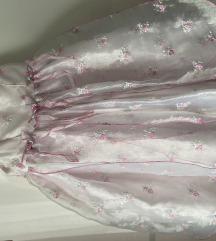 Svecana haljinica za devojcice 98/104