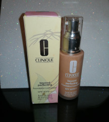 Clinique beyond perfecting 62 cream chamois