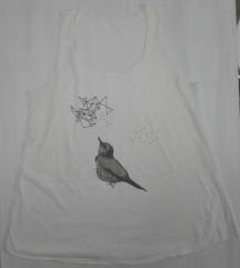 Majica sa ptičicom