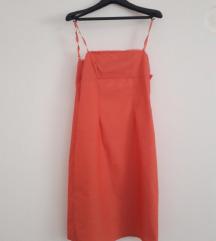 NOVA elegantna haljina sa diskretnom cipkom