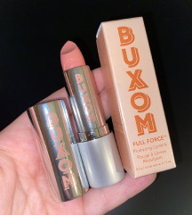 NOVO, BUXOM Full Force plumping lipstick