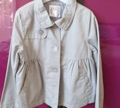 Mantil jaknica NKY by Kiabi,vel 5 -6,novo