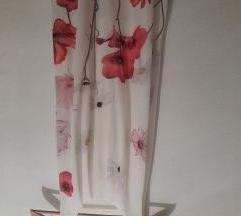 Haljina sa cvetovima