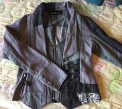 prolecna jaknica blejzer