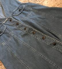 Vintage teksas haljina