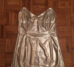 Srebrna haljinica