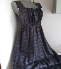 Passage plave tufne haljina S