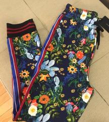 ZARA pantalone floral print ! NOVO