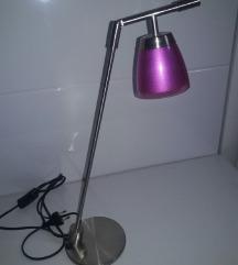 Roze stona lampa