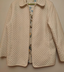 Bela štepana jakna