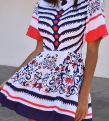 Kratka letnja haljina-NOVO