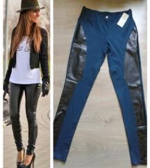 Nove helan pantalone sa koznim detaljima