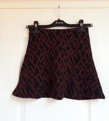Terranova zimska suknja, nova