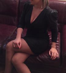 Italijanska nova haljina sa puf rukavima