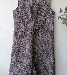 Vintage haljina bez rukava XL/XXL