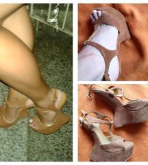 Braon sandale 37