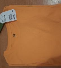 H&m majica sa etiketom122 128