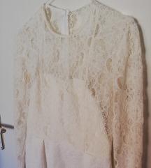 P. S. Fahion čipkana haljina