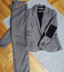 SNIZENO Zara sako i pantalone