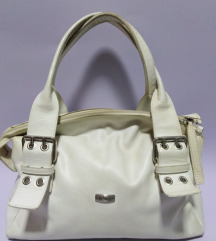 MANUAL torba prirodna 100%koža 31x25cm