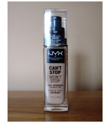 NYX Can't Stop Won't Stop tecni puder 05