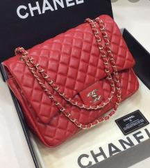 Chanel crvena torba