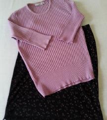 Talijanska PIMKIE  suknja sa sitnim cveticima