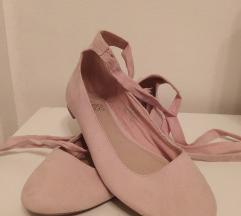 Pink baletanke