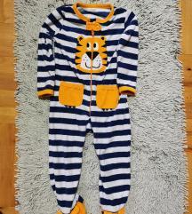Tigric topla pidžamica
