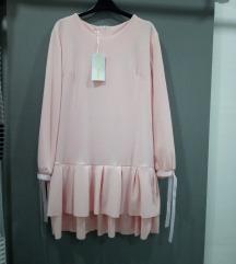 Roze haljinica NOVO