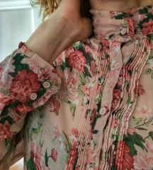 Floral print košulja