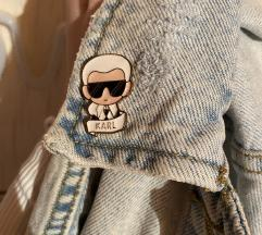 Karl Lagerfeld broš